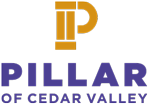 Pillar of Cedar Valley Logo